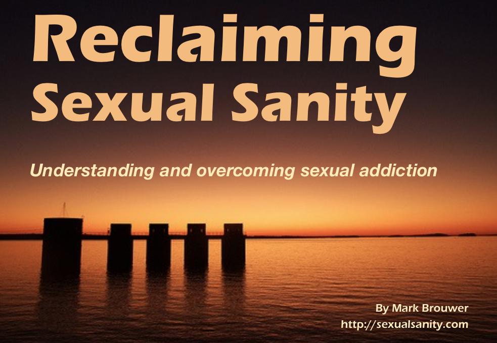 Recovery sexual addiction and