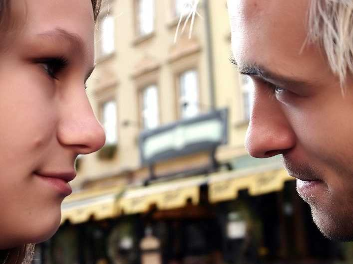 Is kissing sexual contact in Brisbane